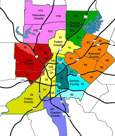 Atlanta FMLS area 22 Real Estate Market Stats Average home price